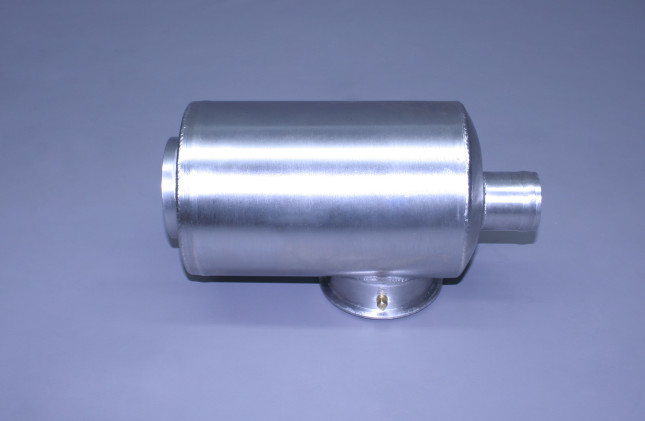 "6 CX Elbow /465 Hp -6"" Exhaust With New V-Band Flange"