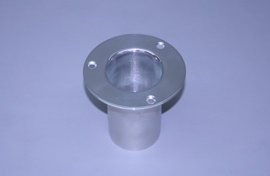 "3"" Exhaust Tip Straight Flange / Flush End (Ea)"