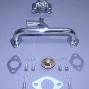 Bb B&M174 Crossover & Stat Housing Kit With Bypass Starb  Entry (Ea)