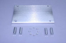 Cover Plate With Screws & Spacers For All Group #24 battery boxes