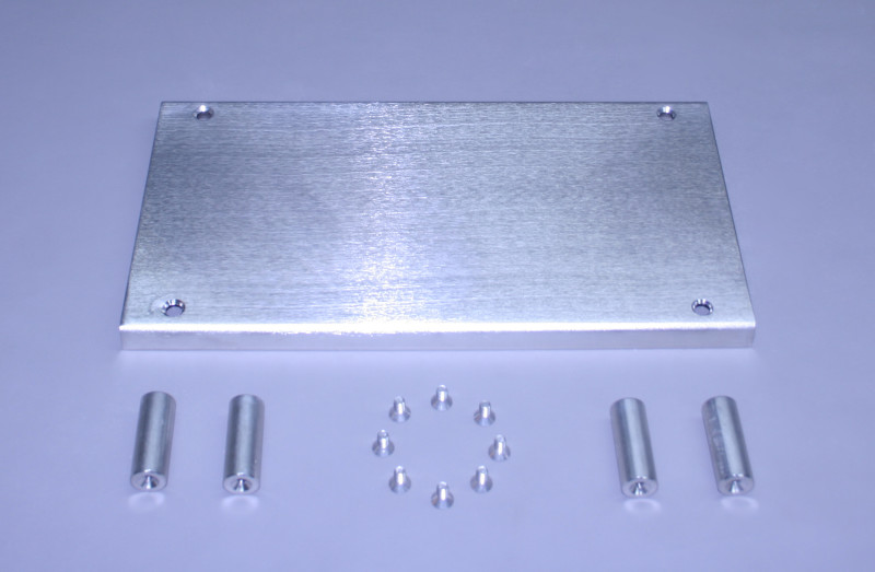 Cover Plate With Screws For All Self Contained Group #27 Battery Boxes
