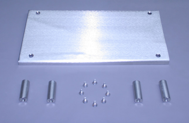 Stainless Battery Box Top