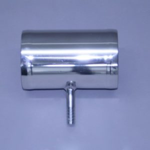 "Fresh Water Stainless Flush Tee .. 1 3/4"" X 1 3/4"" X 3/8"" Fuel Return For Efi Engines - Flare Ends (P#148325)"