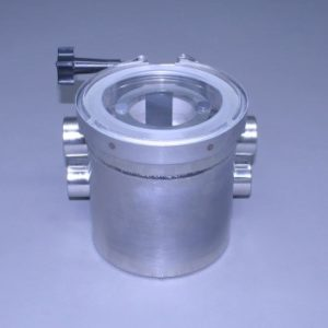 "Short Super Strainer 1 1/4"" N.P.T. With Out Pressure Relief Valve (Ea)"