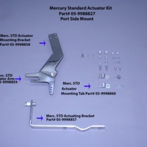 Actuator Kits | Product categories | Marine Engine Parts