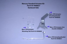 Actuator Arm (For Merc Std, Yamaha, Omc, Suzuki,& Honda) Stbd Side
