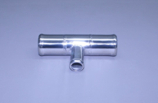 "Single Water Dump 1-1/4"" x 3/4"" N.P.T. x 45˚ Female"