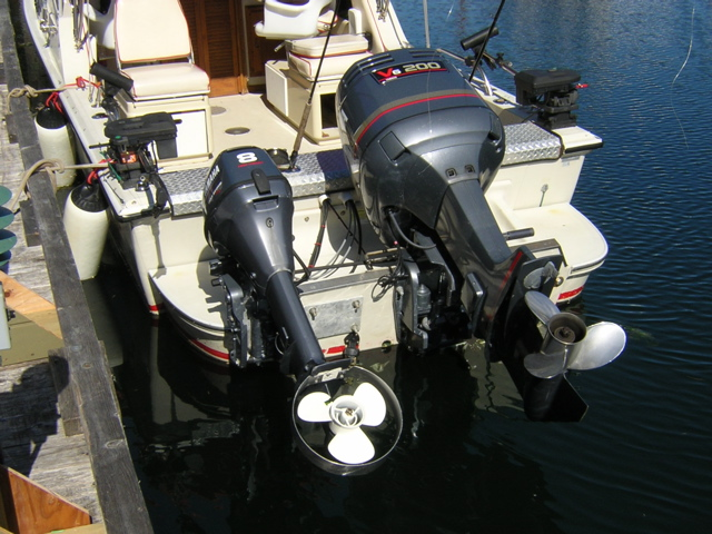 Image result for choosing an auxiliary outboard motor