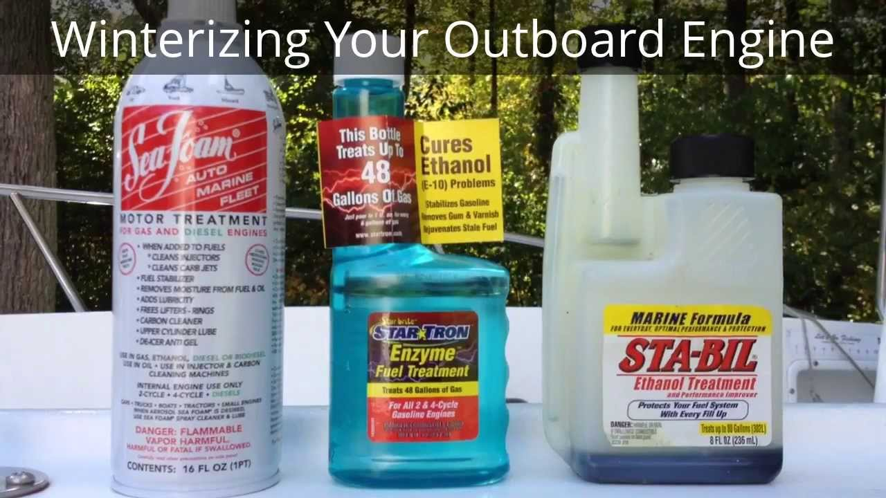 Image result for winterize boat fuel