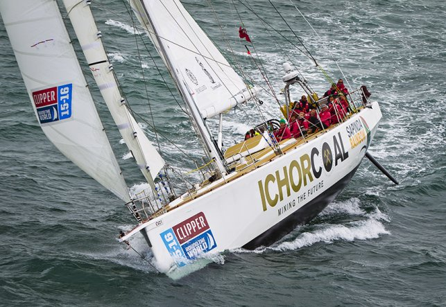 Copyright Clipper Around the World Race