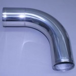 4″ Polished Long Radius 90° Elbow