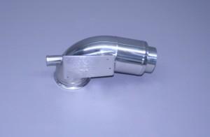 BB/SB Hi-Torque Standard Stainless Steel Riser w/Brkts