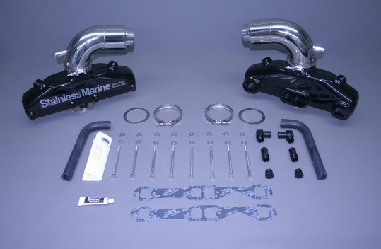 Set Of Sb Manifolds With Standard Stainless Risers
