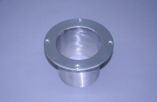 "5"" Exhaust Tip Straight Flange / Flush End (Ea)"