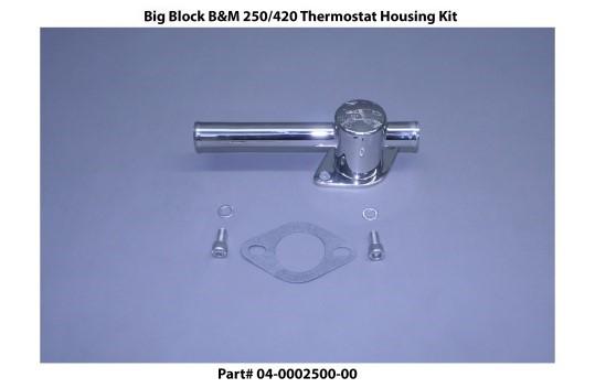 Bb B&M 250 & 420 Thermostat Housing (Ea)