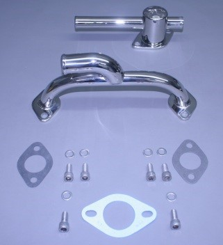 Bb B&M 250 & 420 Crossover & Stat Housing Kit Stbd Entry (Ea)