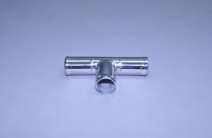 "Fresh Water Stainless Flush Tee 1"" X 1"" X 1"""