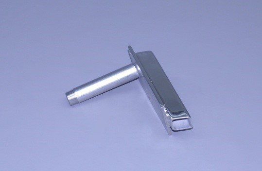 "1/2"" F.M.P. Outboard Stainless  Transom Mount Water Pick Up (Ea)"