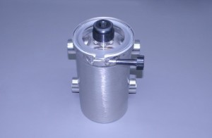 "Tall Super Strainer All Stainless 1"" N.P.T. With Pressure Relief Valve (Ea)"