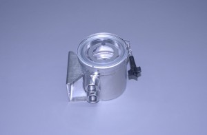 "Short Sea Strainer All Stainless 1"" N.P.T. Female"
