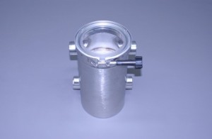 "Tall Super Strainer All Stainless 1"" N.P.T. With Out Pressure Relief Valve (Ea)"