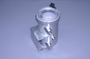 """Tall Super Sea Strainer All Stainless 1 1/4"""" N.P.T."""