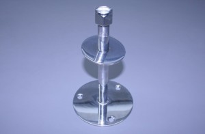 #3 And #4 Speedmaster Long  Hub Stainless Spare Prop Holder (Ea)