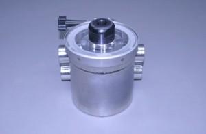 "Short Super Strainer 1 1/4"" N.P.T. With Pressure Relief Valve (Ea)"