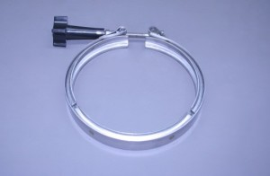 Sea Strainer V-Band Clamp For Lid (Ea)