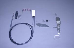 Standard Single Porta Lift & Single Outboard Indicator System